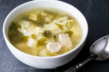 Sorrel Soup-8