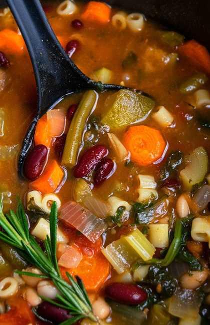 La mejor receta de sopa mexicana casera (olla instantánea)