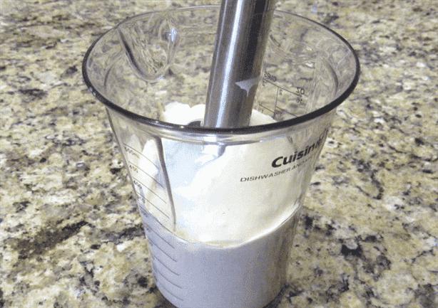 Mayonesa casera fácil: ceto y bajo en carbohidratos