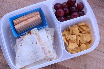 almuerzo escolar quesadilla de queso