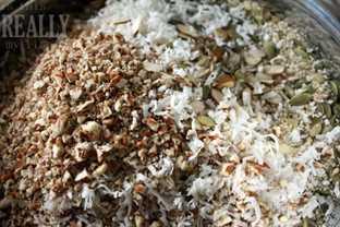 Receta de granola Deer Valley