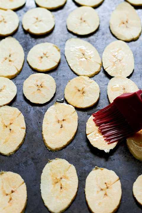 paleo chips de plátano