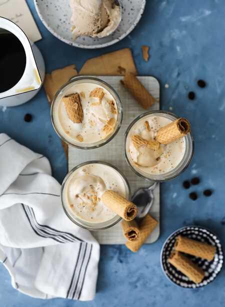 Receta Affogato Helado con Café Café Helado Tchibo Caffè Rubia Azúcar Canela y Amor Bebida de Verano Postre Azúcar Canela y Amor Comida Blog Volver Blog
