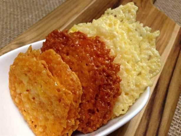galletas caseras crujientes de queso