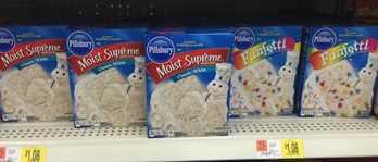 pillsbury en Walmart