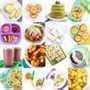 75 comidas para niños pequeños (recetas saludables + fáciles)