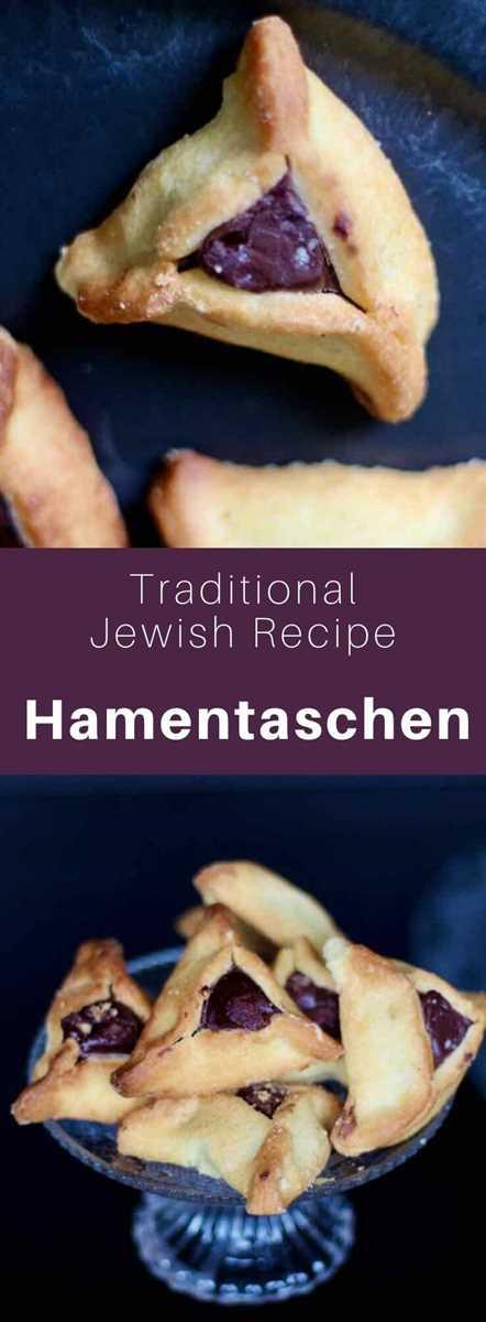 Hamentaschen o oznei Haman (