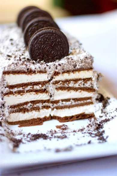 Una receta de pastel de helado súper fácil sin lácteos que podría ser incluso mejor que el