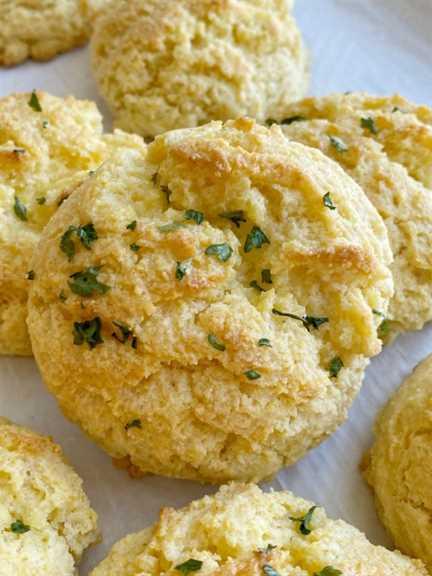 Galletas de pan de maíz