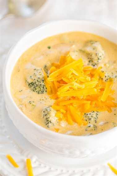 La mejor sopa de queso de brócoli (mejor que Panera Copycat) - ¡Haz la mejor sopa de tu vida en casa en 1 hora! Más allá de las palabras increíbles !!