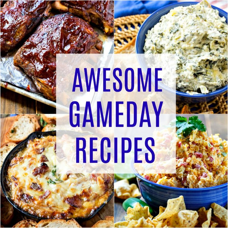 The best Gameday recipes