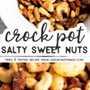 Crock Pot Cinnamon Nuts Imagen Pin