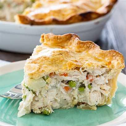 Easy Chicken Pie