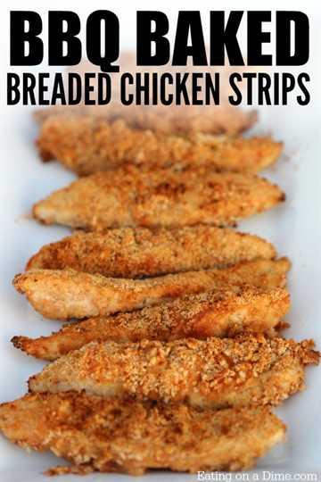 ¡Cómo cocinar pollo al horno empanado a la perfección! ¡Este pollo empanado al horno tiene un toque de pollo tradicional para un sabor increíble! ¡La receta de pollo empanado al horno es una de las ideas rápidas y deliciosas favoritas de nuestra familia! ¡La pechuga de pollo empanada al horno casera es económica y siempre es un éxito!