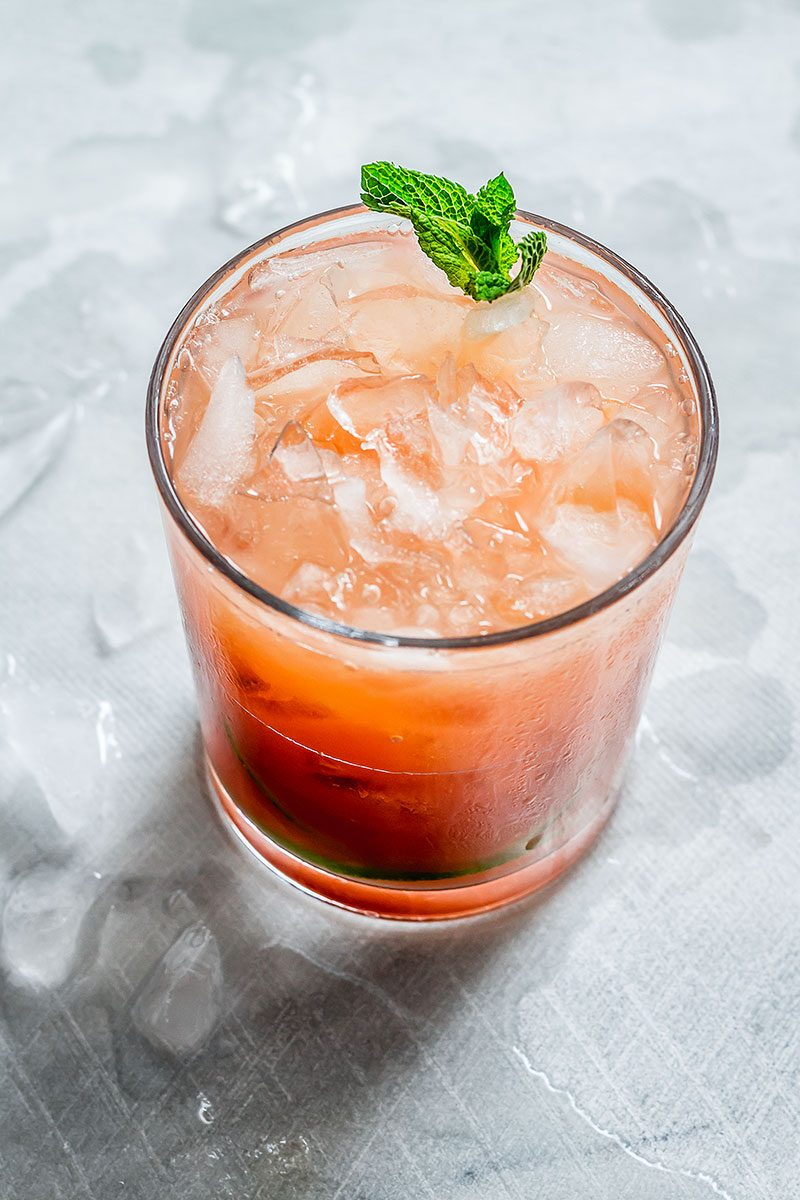 Grapefruit Spritz Punch-recipe