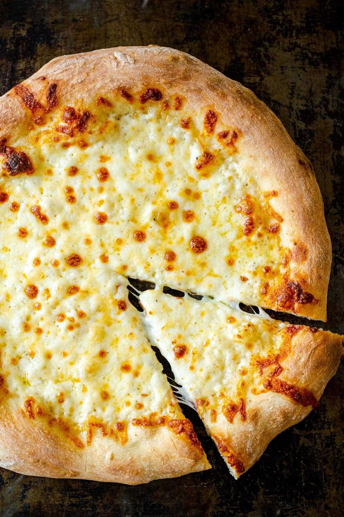 Masa De Pizza La Mejor Masa De Pizza Video Receta Fácil Y Saludable