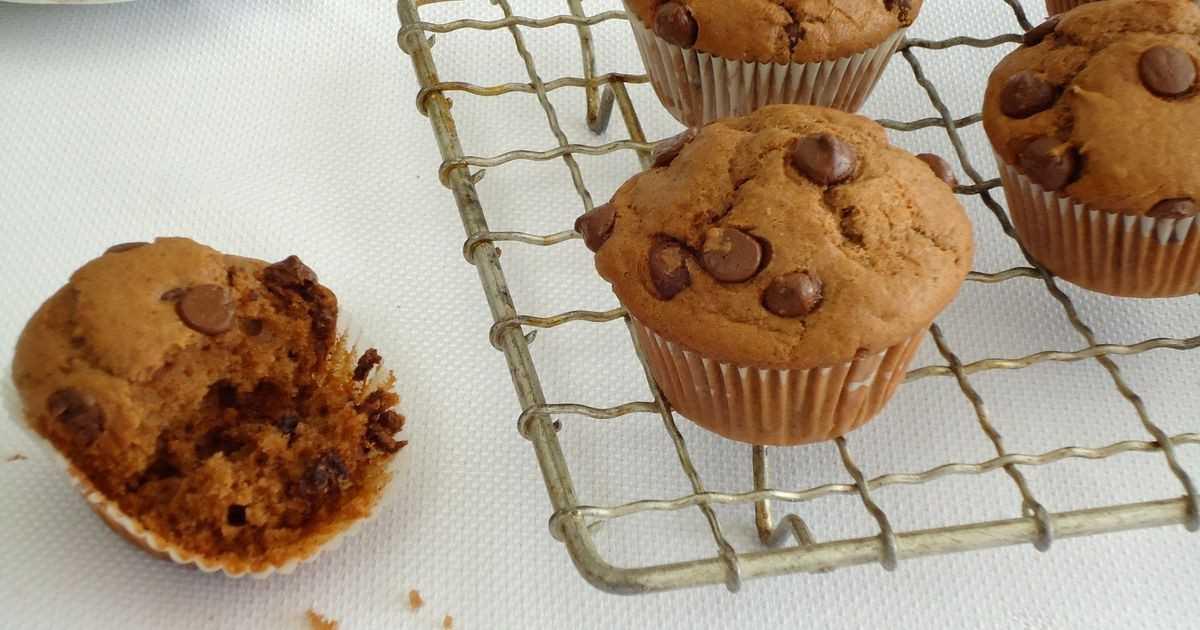 Muffins de Choc Chip