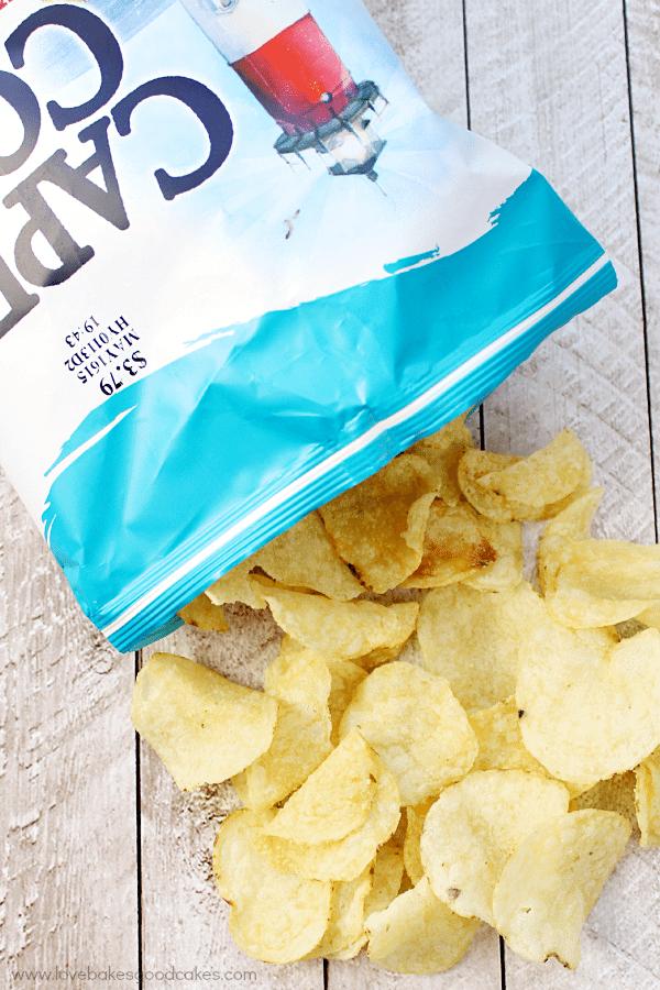 Batatas fritas Cape Cod®