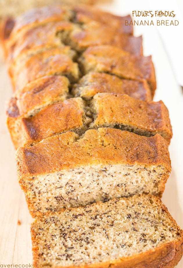 El famoso pan de plátano de Flour: hecho con la famosa receta de Flour Bakery para ver si está a la altura de las expectativas. ¿Veredicto? ¡Totalmente fabuloso! ¡¡Hazlo!!