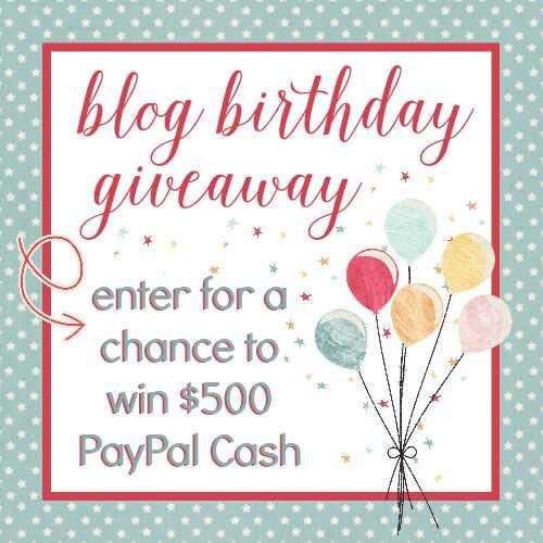 Blog Sorteo de cumpleaños.